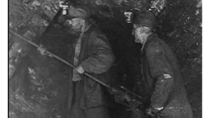 Coal mining the way it used to be