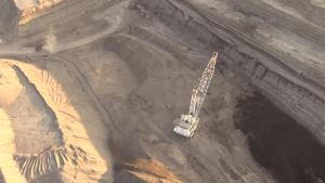 Coal mine near Gillette, WY