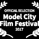 Model City laurels (white)