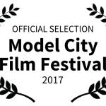 Model City laurels (black)